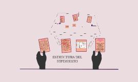 ESTRUCTURA DEL HIPERTEXTO