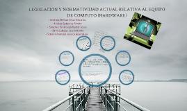 Copy of Copy of Copy of LEGISLACIÓN INFORMÁTICA