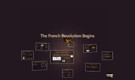 13 The French Revolution Begins