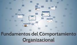 Fundamentos del comportamiento organizacional