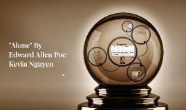 Alone by Edgar Allan Poe