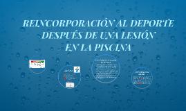 Copy of REINCORPORACIÓN AL DEPORTE