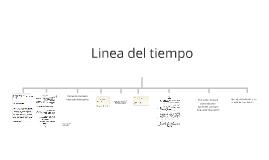 Linea del tiempo Interventoria