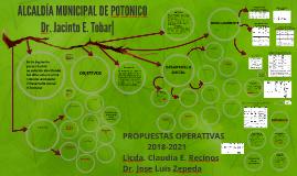 ALCALDIA MUNICIPAL DE POTONICO