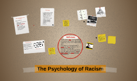 The Phsycology of Racism