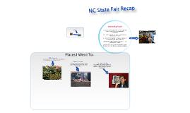 NC State Fair Recap