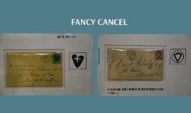 FANCY CANCEL