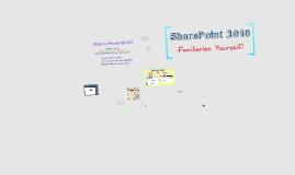 SharePoint  2007/2010