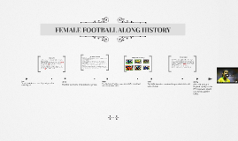 FEMALE FOOTBALL ALONG HISTORY
