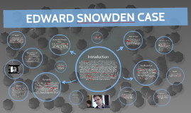 EDWARD SNOWDEN CASE