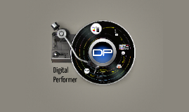 Copy of Digital Performer