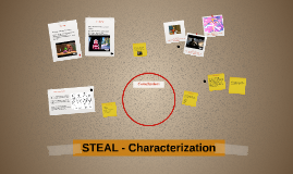 Copy of STEAL - Characterization