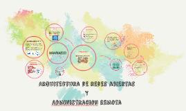 Copy of Arquitectura de redes abiertas