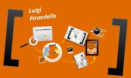 Copy of Luigi Pirandello