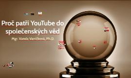 Proč patří YouTube do občanské výchovy
