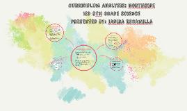 Curriculum Analysis: NISD 8th Grade Science