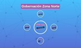 Gobernación Zona Norte