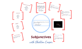 Subjunctives