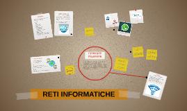 Copy of RETI INFORMATICHE