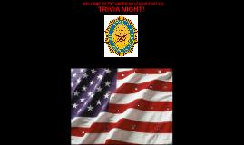 Trivia Night at the Legion