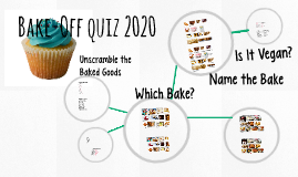 Bake-Off Quiz 2018