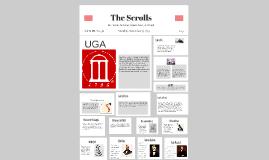 the scrolls