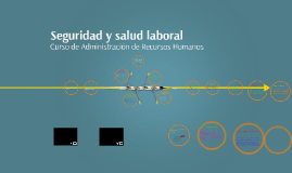 Copy of Seguridad y salud laboral
