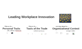 Leading Workplace Innovation