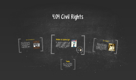 4.04 Civil Rights