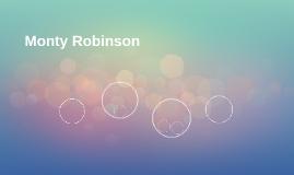Monty Robinson