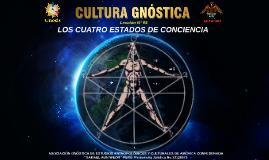 LOS CUATRO ESTADOS DE CONCIENCIA