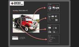 WorkStar 7400 SBA 4X2 Volteo 8M3