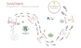 What is Tech2Teach?