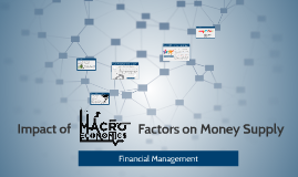 Impact of Macroeconomic Factors on Money Supply