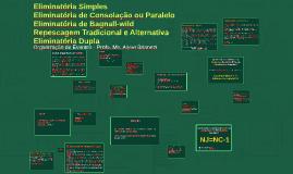 Copy of Eliminatória Simples