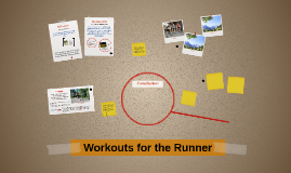 Workouts for the Runner