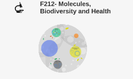 F212- Molecules, Biodiversity and Health
