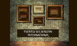 Copy of Fuentes del Derecho Internacional