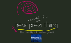 new prezi thing