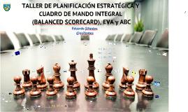 Taller BSC/EVA/ABC