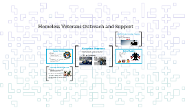 Homeless Veterans Outreach and Support