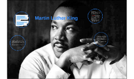 Martin Luther King, Jr was an American pastor, activist, hum