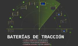 BATERIAS DE TRACCION