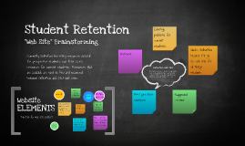 Copy of Student Retention