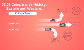 02.08 Comparative History: Eastern and Western: