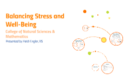 Balancing Stress and Wellness