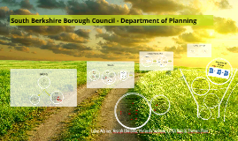 Copy of South Berkshire Borough Council - Department of Planning