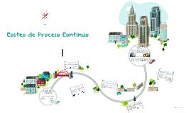 Copy of Costeo de Proceso Continuo