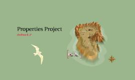Properties Project
