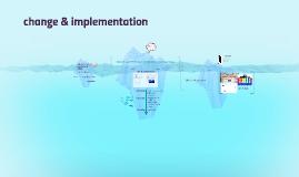 NSBC - change & implementation management